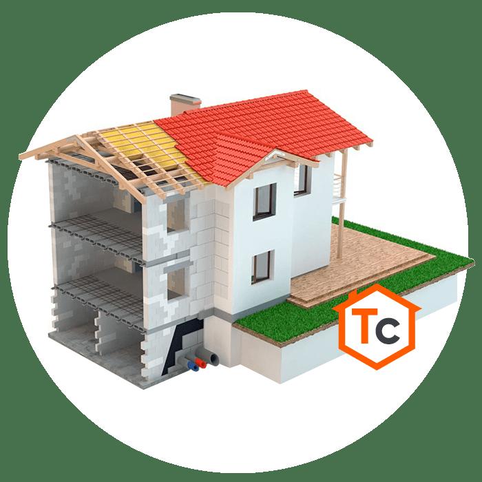 Построить дом из пеноблоков в Талдоме.