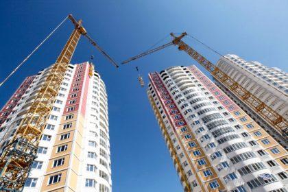 Возобновление строительства в Талдоме.