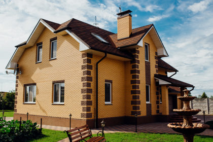 Жилой дом в Талдоме.