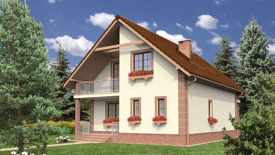 Строительство двускатной крыши в Талдоме.