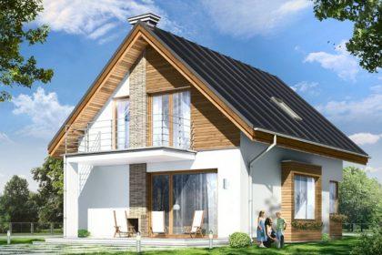 Виды крыш для дачных домов в Талдоме