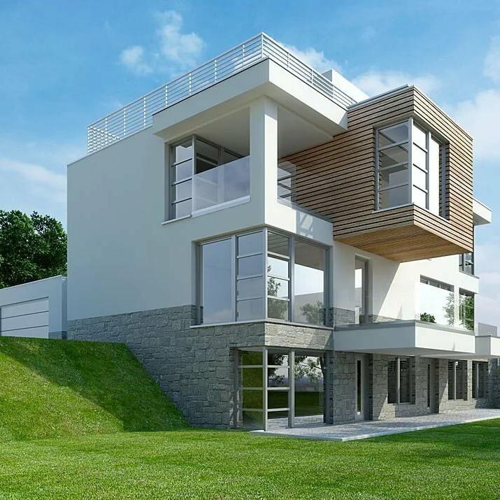 Строительство монолитных домов в Талдомском районе.